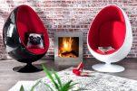 Alege roșul pentru un decor festiv