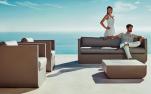 Colecția modulară ULM – mobilier de lux pentru petreceri classy în aer liber