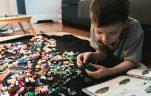 4 piese jucăușe de design pentru camera copiilor